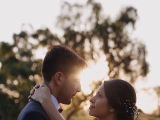 El casamiento de Sebastián y Antonella 3