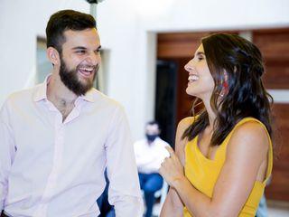 El casamiento de Victoria y Pedro 2