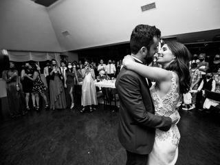 El casamiento de Victoria y Pedro