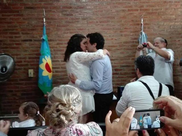 El casamiento de Gonzalo y Mariela en Berazategui, Buenos Aires 1