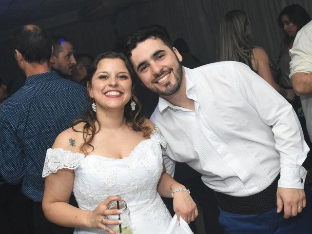 El casamiento de Yesica y Dario