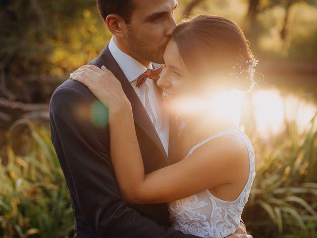 El casamiento de Sebastián y Antonella