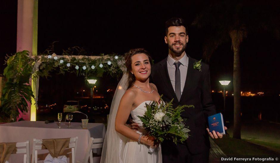 El casamiento de Manuel y Aniela en Rosario, Santa Fe