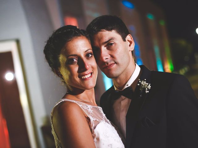 El casamiento de Emi y Diego