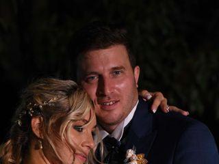 El casamiento de Eliana  y Martín  2