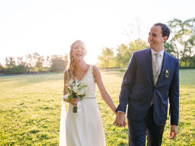 El casamiento de Sofi y Tincho