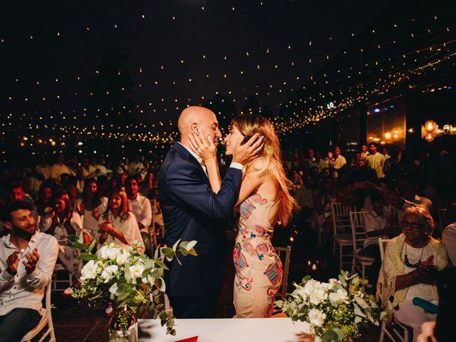 El casamiento de Nella y Guille