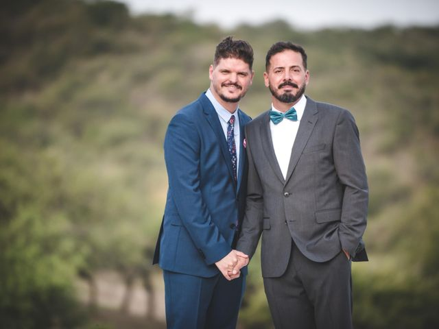 El casamiento de Omar y Mariano