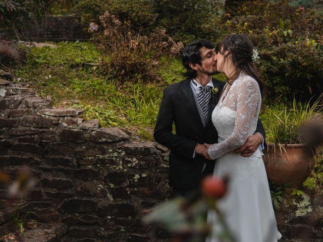 El casamiento de Rosario y Luciano