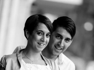 El casamiento de Florencia y Luciano 1