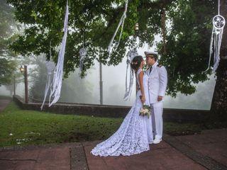 El casamiento de Natali y Christian