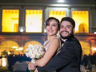 El casamiento de Sofi y Stefano
