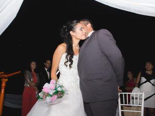 El casamiento de Carolina y Josue 1
