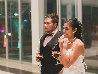 El casamiento de Carolina y Josue 2