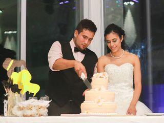 El casamiento de Carolina y Josue