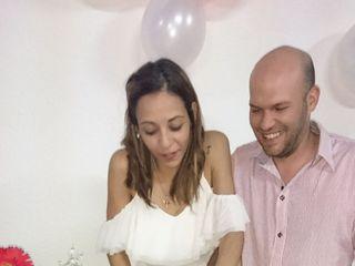 El casamiento de Tatiana y Raúl 2