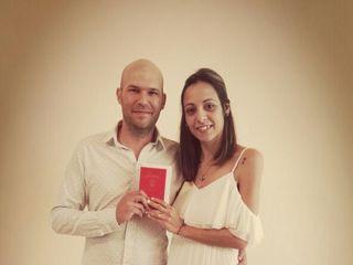 El casamiento de Tatiana y Raúl 3