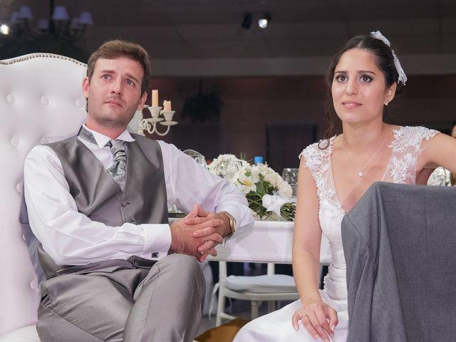 El casamiento de Pau y Charly