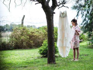 El casamiento de Santi y Annie en Tortuguitas, Buenos Aires 3