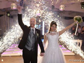 El casamiento de Yessy y Ale