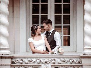 El casamiento de Romina y Leandro