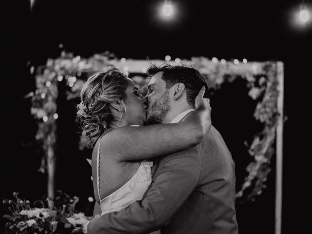 El casamiento de Rocio y German