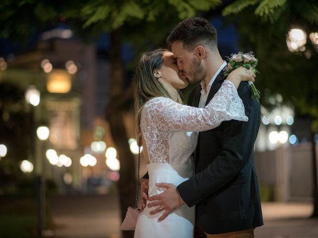 El casamiento de Leandro y Romina en San Telmo, Capital Federal 5