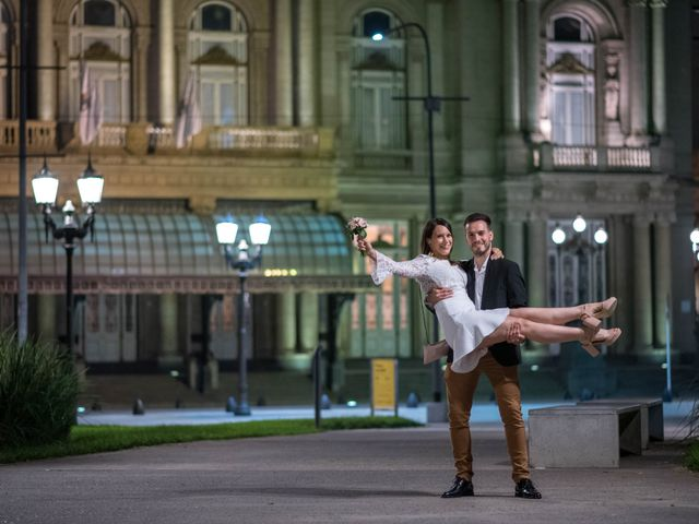 El casamiento de Leandro y Romina en San Telmo, Capital Federal 6