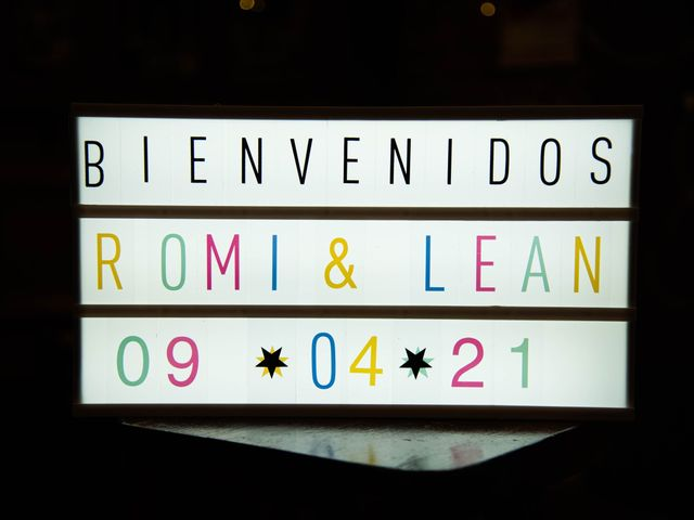 El casamiento de Leandro y Romina en San Telmo, Capital Federal 18