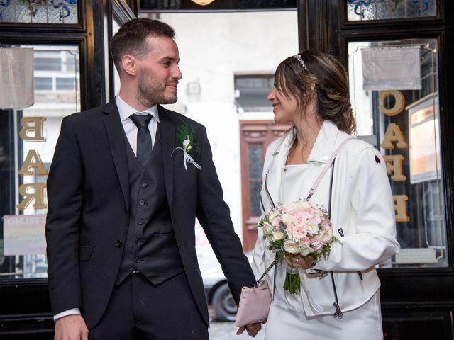 El casamiento de Leandro y Romina en San Telmo, Capital Federal 21