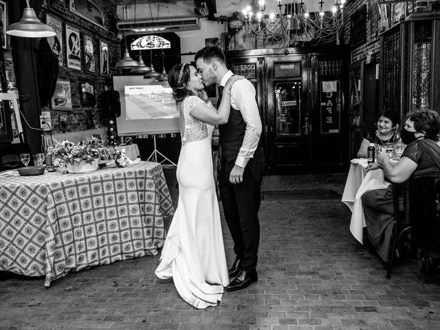 El casamiento de Leandro y Romina en San Telmo, Capital Federal 22
