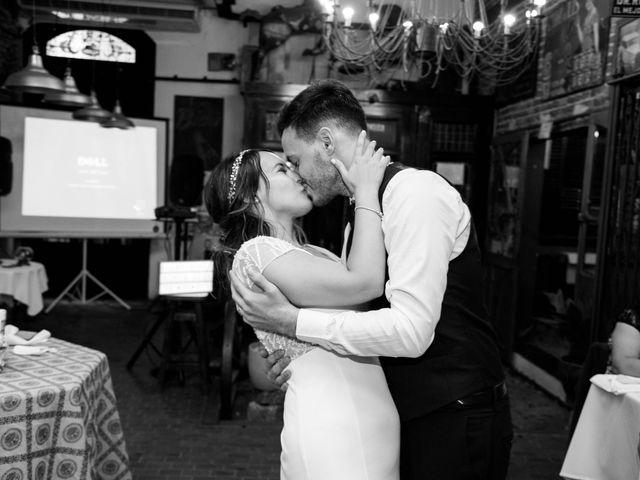 El casamiento de Leandro y Romina en San Telmo, Capital Federal 24