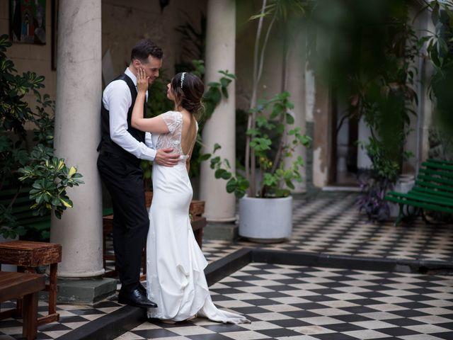 El casamiento de Leandro y Romina en San Telmo, Capital Federal 25
