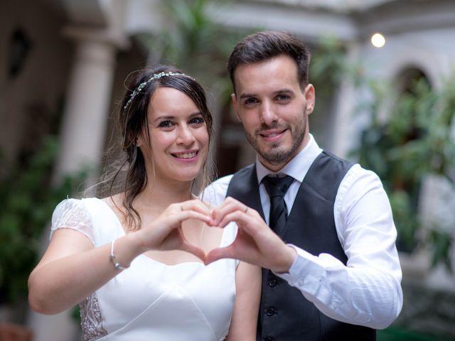 El casamiento de Leandro y Romina en San Telmo, Capital Federal 34