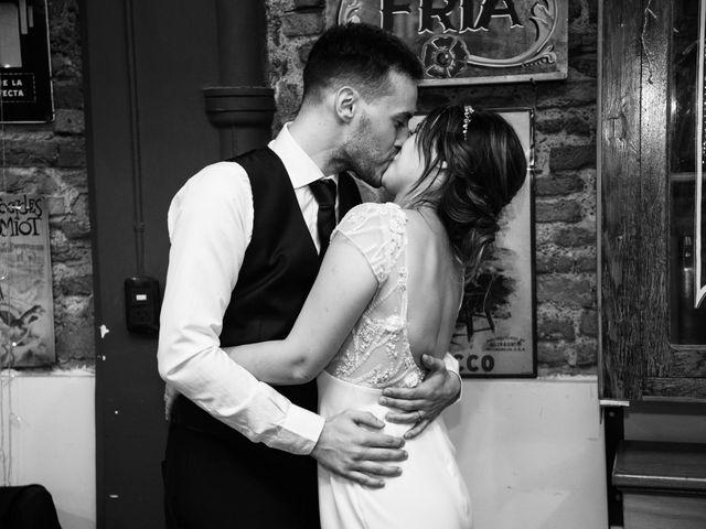 El casamiento de Leandro y Romina en San Telmo, Capital Federal 1