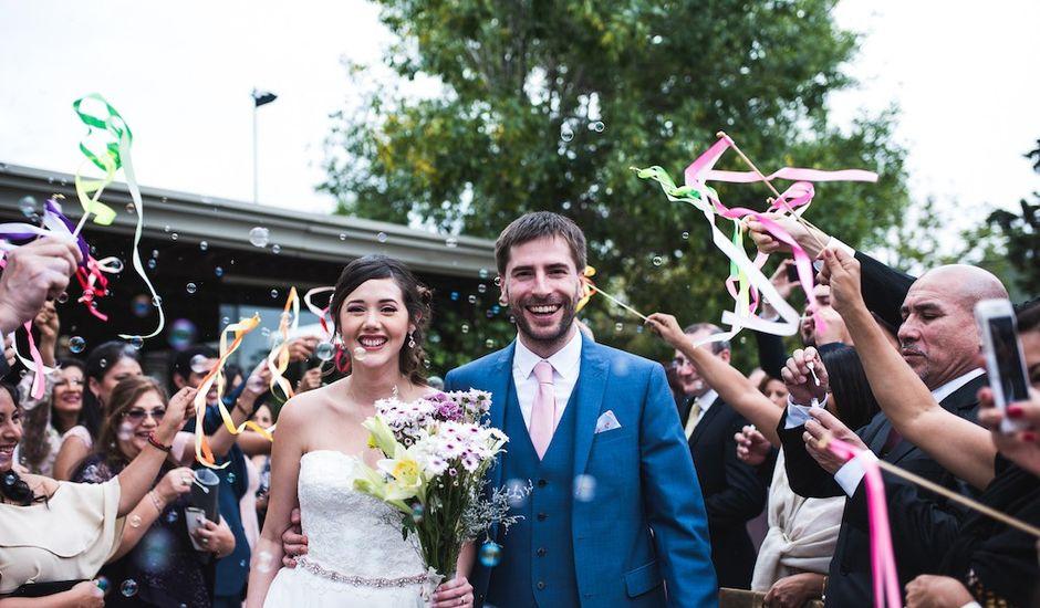 El casamiento de Santi y Annie en Tortuguitas, Buenos Aires