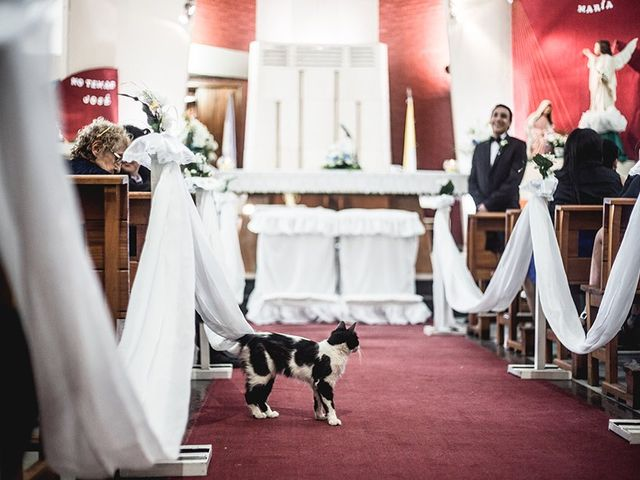 El casamiento de Eli y Rolo en Sancho, Catamarca 6