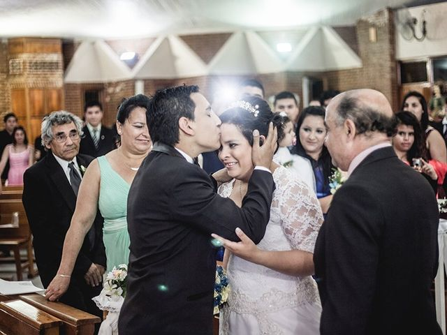 El casamiento de Eli y Rolo en Sancho, Catamarca 11
