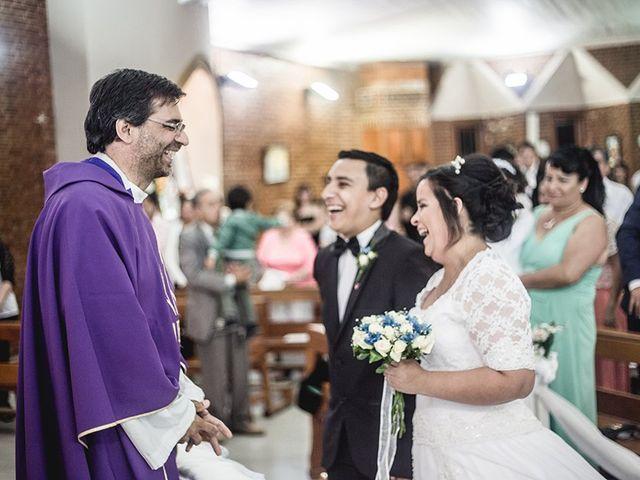 El casamiento de Eli y Rolo en Sancho, Catamarca 14
