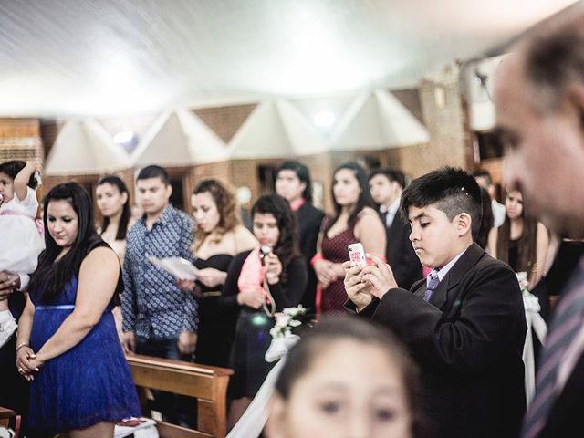 El casamiento de Eli y Rolo en Sancho, Catamarca 15