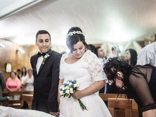 El casamiento de Eli y Rolo en Sancho, Catamarca 16