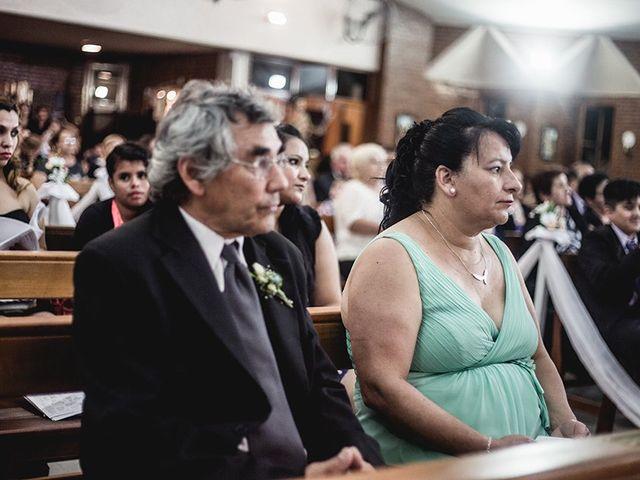 El casamiento de Eli y Rolo en Sancho, Catamarca 19