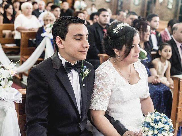 El casamiento de Eli y Rolo en Sancho, Catamarca 22