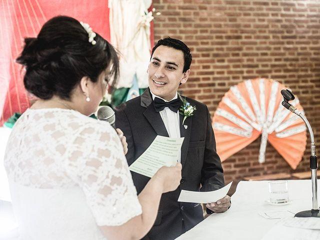El casamiento de Eli y Rolo en Sancho, Catamarca 25