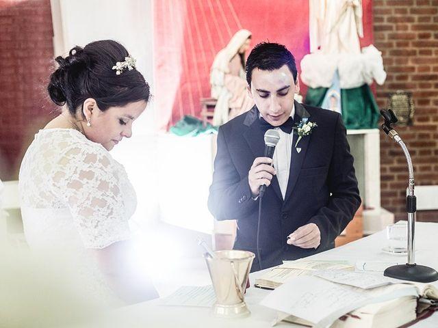 El casamiento de Eli y Rolo en Sancho, Catamarca 28