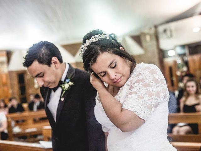 El casamiento de Eli y Rolo en Sancho, Catamarca 1