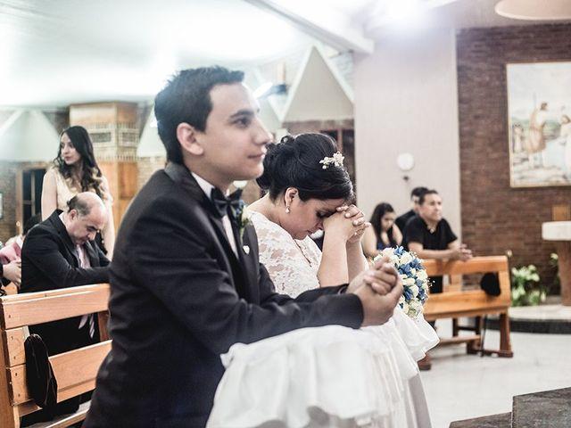 El casamiento de Eli y Rolo en Sancho, Catamarca 29