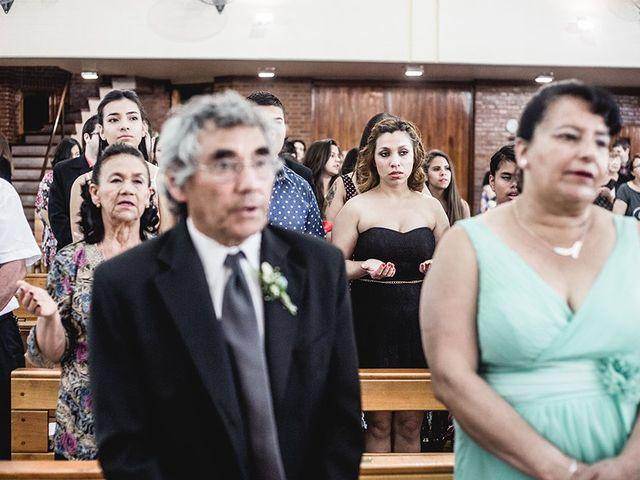 El casamiento de Eli y Rolo en Sancho, Catamarca 32