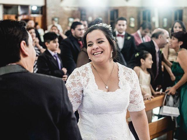 El casamiento de Eli y Rolo en Sancho, Catamarca 36