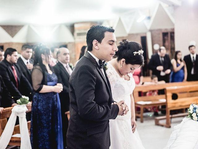 El casamiento de Eli y Rolo en Sancho, Catamarca 37